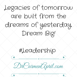Legacies of Tomorrow