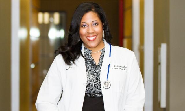 Dr Carmen April Professional Photo