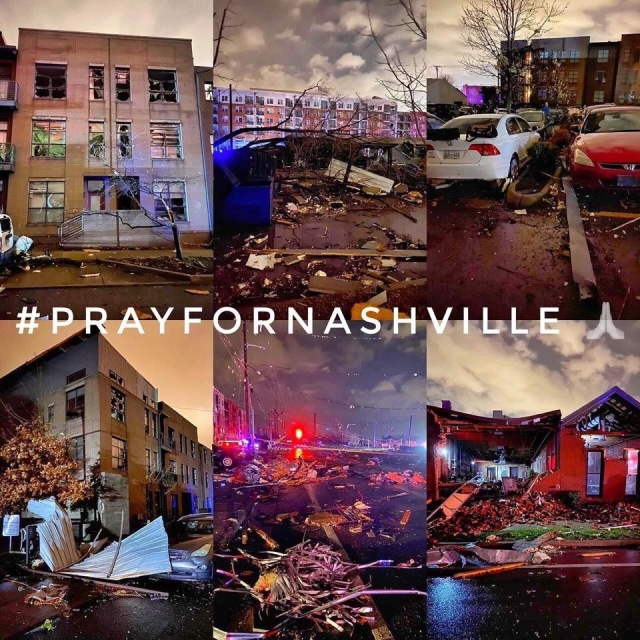 Pray For Nashville